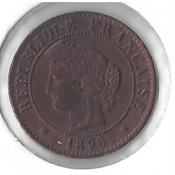 1 CENTIME CERES 1896 A SUP