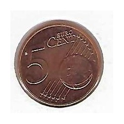 LUXEMBOURG 2003 5 CENTIMES SUP