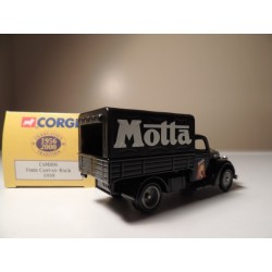 FORD CANVAS-BACK 1939 MOTTA NOIR