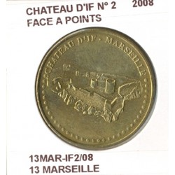 13 MARSEILLE CHATEAU D'IF N2 FACE A POINTS 2008 SUP-