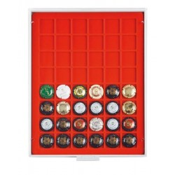 BOX POUR CAPSULES CHAMPAGNE (lindner)