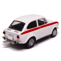 ABARTH OT 1600 BERLINA 1964 Blanche 1/43 ème