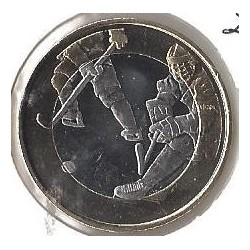 FINLANDE 5 EURO HOCKEY 2016 SUP