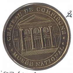 60 COMPIEGNE MUSÉE NATIONAL 2001 SUP