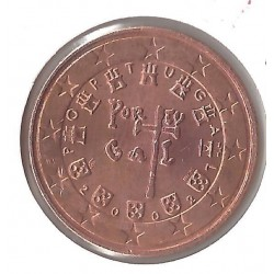 Portugal 2002 5 CENTIMES