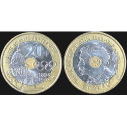 FRANCE 20 FRANCS PIERRE DE...
