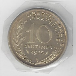 10 CENTIMES LAGRIFFOUL 1975  FDC