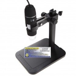 MICROSCOPE DIGITAL USB 5 MEGA PIXELS avec TREPIED