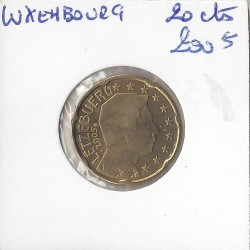 Luxembourg 2005 20 CENTIMES SUP