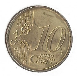Luxembourg 2007 10 CENTIMES SUP