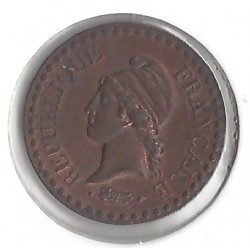 1 CENTIME DUPRE 1851 A  SUP