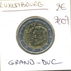 Luxembourg 2007 COMMEMORATIVE