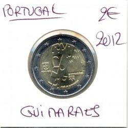 Portugal 2012 2 EURO commemorative Guimaraes