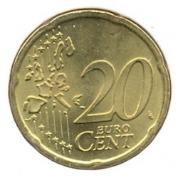 ALLEMAGNE 2002 A 20 CENTIMES SUP