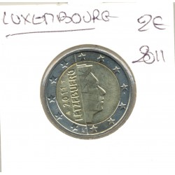 Luxembourg 2011 2 EURO SUP