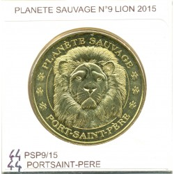 44 PORT SAINT PIERRE PLANETE SAUVAGE Numero 9 LE LION 2015