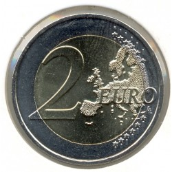 FRANCE 2018 2 EURO Commemorative SIMONE VEIL SUP