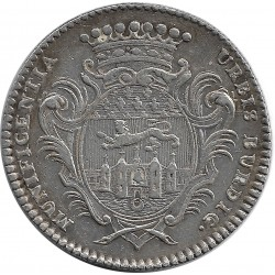 LOUIS XV (1715-1774) RECOMPENSE DE VILLE ND BORDEAUX