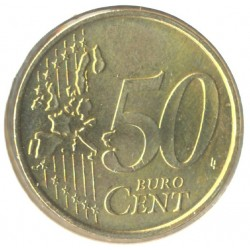 Allemagne 2002 G 50 CENTIMES SUP-