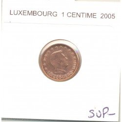 Luxembourg 2005 1 CENTIME SUP-