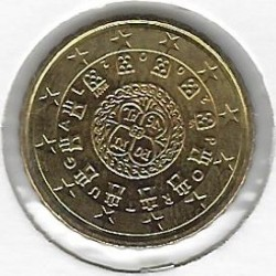 Portugal 2002 10 CENTIMES SUP-