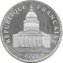FRANCE 100 FRANCS PANTHEON 1999 BE