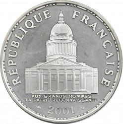 FRANCE 100 FRANCS PANTHEON 2001 BE