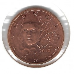 France 2010 2 CENTIMES SUP