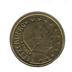 Luxembourg 2003 50 CENTIMES SUP