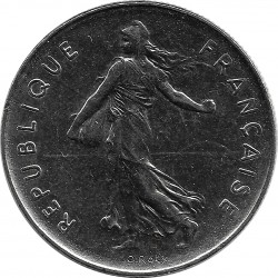 FRANCE 5 FRANCS ROTY 1978 SUP