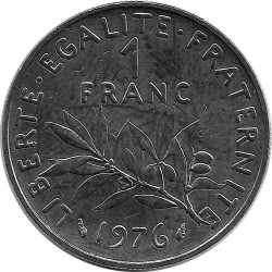 FRANCE 1 FRANC ROTY 1976 SUP