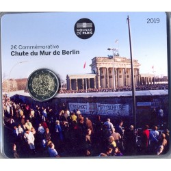 FRANCE 2019 2 EURO Commemorative BERLIN B.U