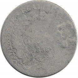 FRANCE 50 CENTIMES CERES 1886 A B-