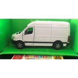 MERCEDES BENZ SPRINTER PANEL VAN NEX WELLY 1/32 BOITE NEUVE
