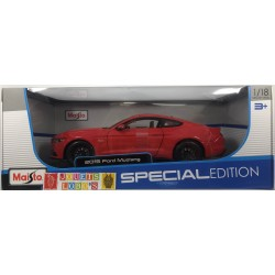 FORD MUSTANG GT 2015 1/18 1:18