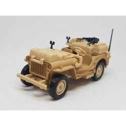 JEEP WILLYS SOLIDO 1/43 BOITE