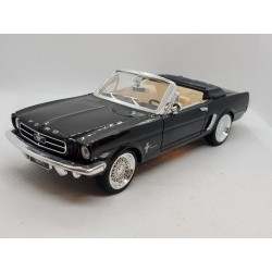 FORD MUSTANG 289 CABRIOLET 1/24 SANS BOITE