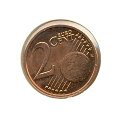 HOLLANDE ( PAYS-BAS) 2018 2 CENTIMES SUP