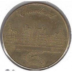 MEDAILLE DE COLLECTION 41 CHAMBORD LE CHATEAU (type 2)