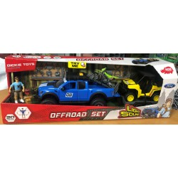 VEHICULE TOUT TERRAIN FORD DICKIE TOYS PLAYLIFE NEUF