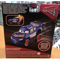 CARS 3 VOITURE A FRICTION FABULEUX FLASH MCQUEEN de chez MATTEL