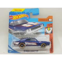 HOTWHEELS MUSCLE MANIA 2018 6/10 '69 DODGE CHARGER 500