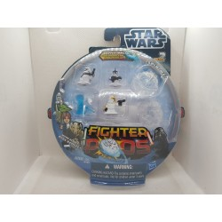 FIGURINE STAR WARS FIGHTER PODS de chez HASBRO NEUF